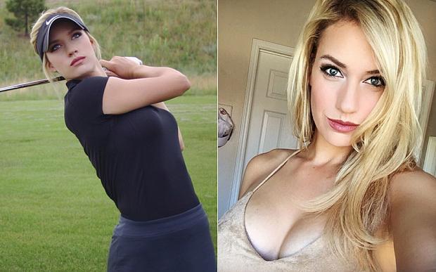 Most Fashion Women Golfer