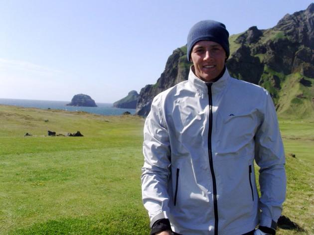 Axel Bóasson, GK. Mynd: Golf 1.